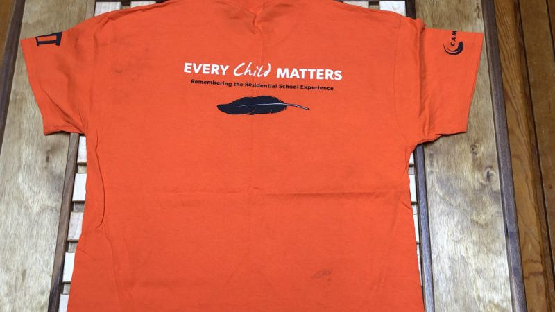 Support Orange Shirt Day – Friday, September 28th