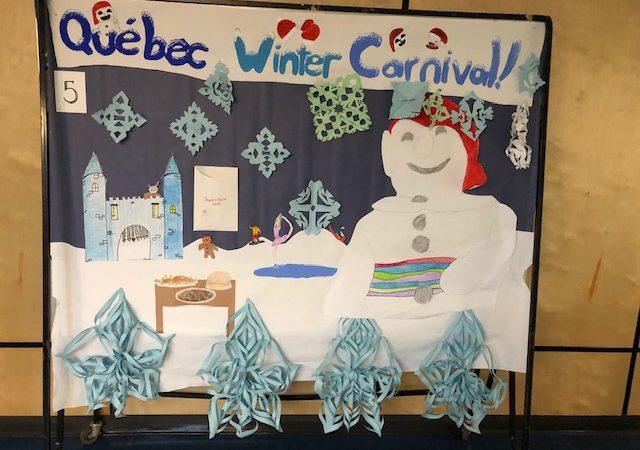 Winter Wonderland at GHMS