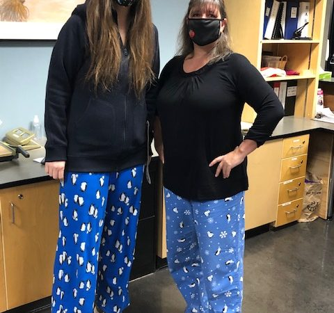 Of penguins, pyjamas and partner looks